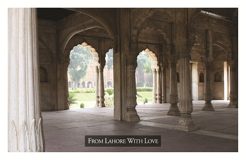 From Lahore With Love Postcard 7