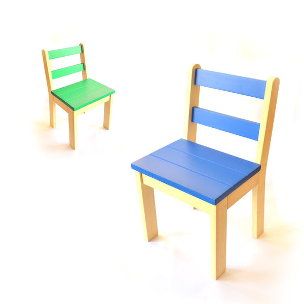 Handmade Wooden Chair