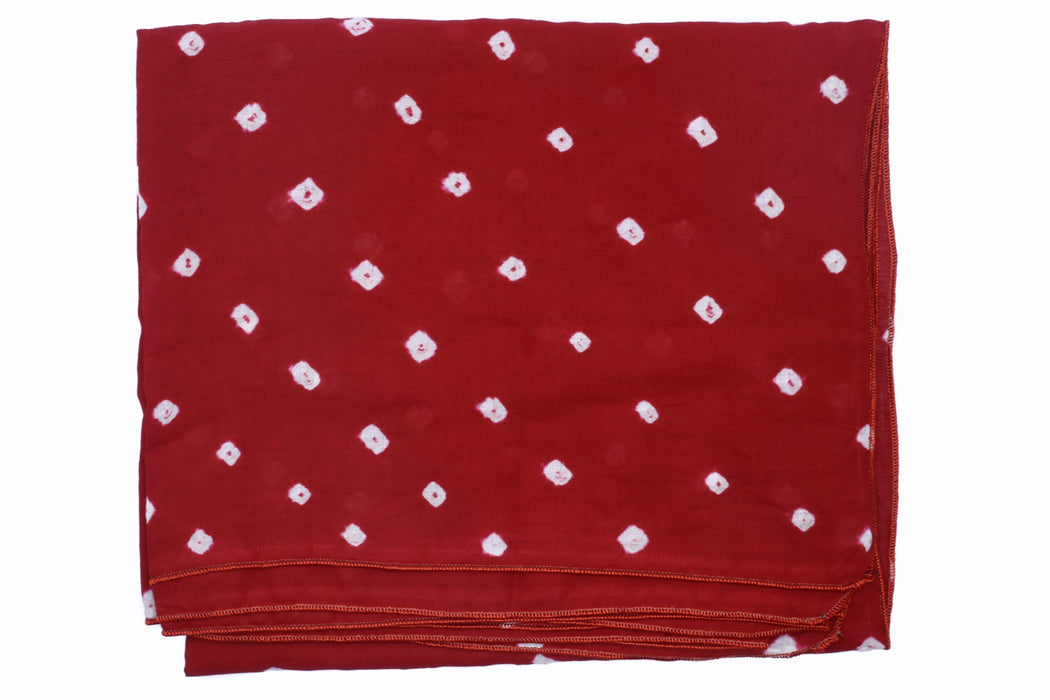 Chunri Scarf - Red