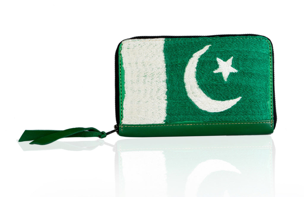 Flag From Sindh Wallet