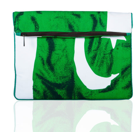 Pakistan Zindabad - Zip Clutch