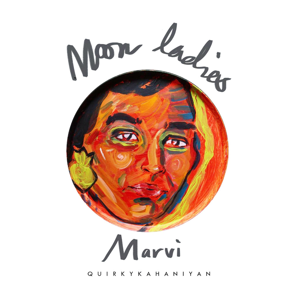 MARVI - Moon Ladies Collectible Series