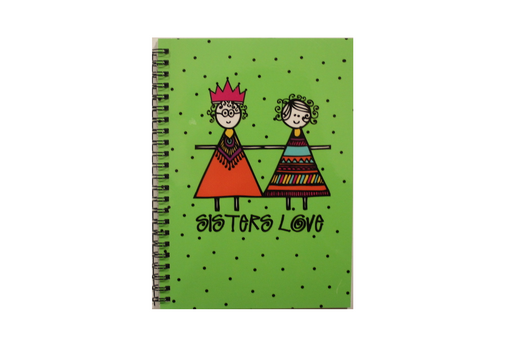 Notebook - Sisters Love