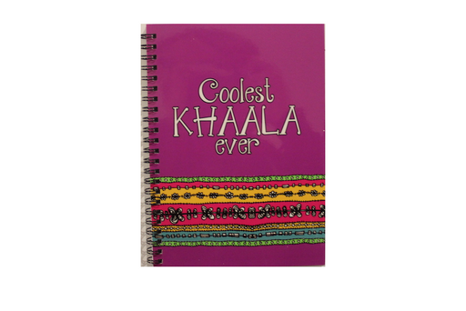 Notebook - Coolest Khaala Ever