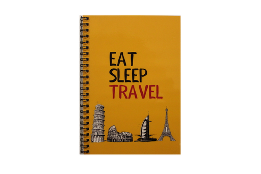 Notebook - Eat Sleep Travel