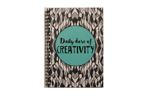 Notebook - Daily Dose Of Creativity