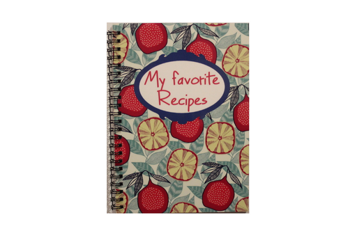 Notebook - My Favorite Recipes