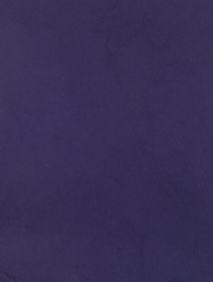 Hand Made Wrapping Paper - Purple Plant Fibre