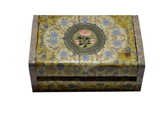 Mandala Wild Rose Box