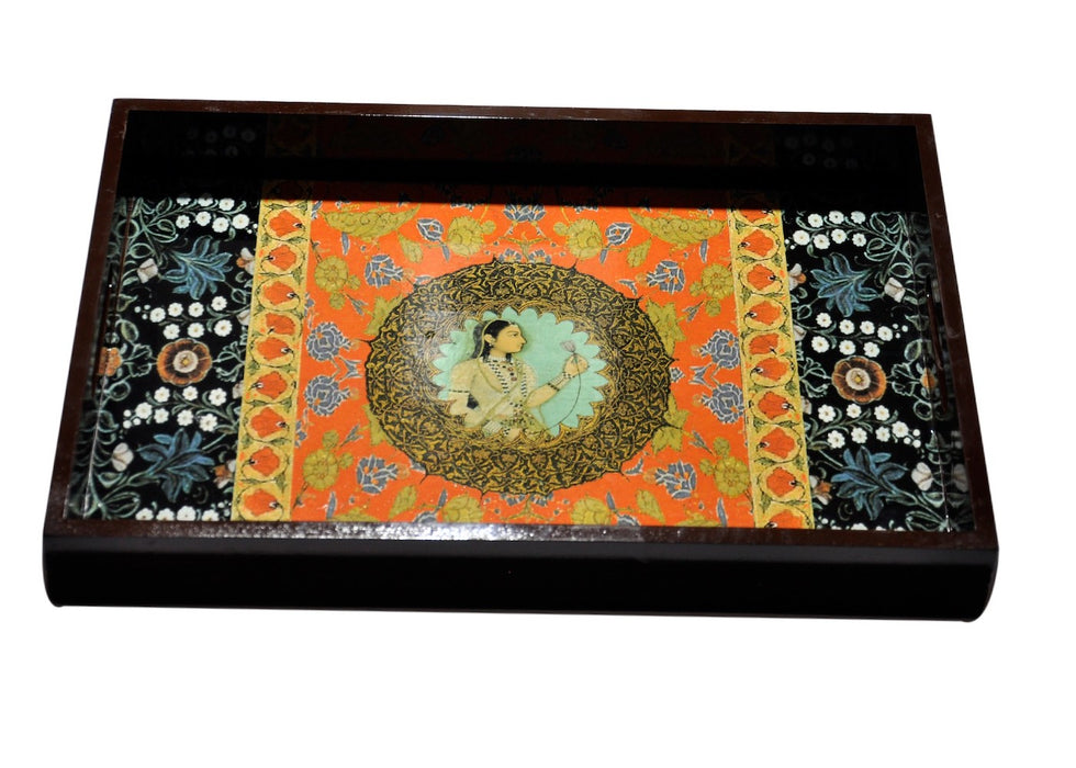 Mughal Queen - Serving Tray