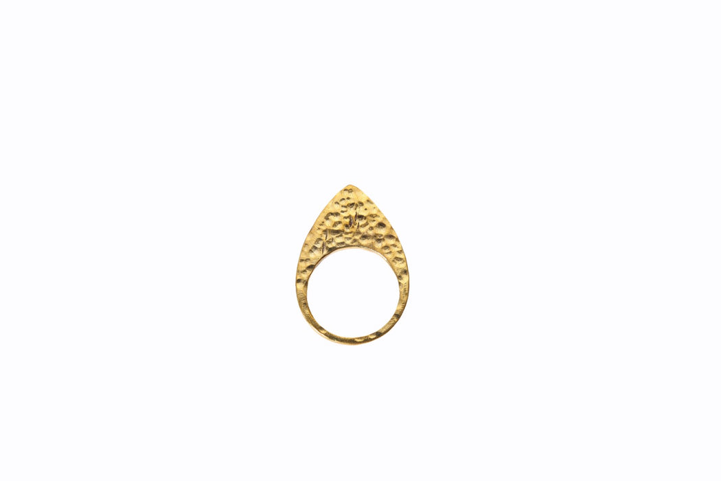 Brass Ring - Cone Shape