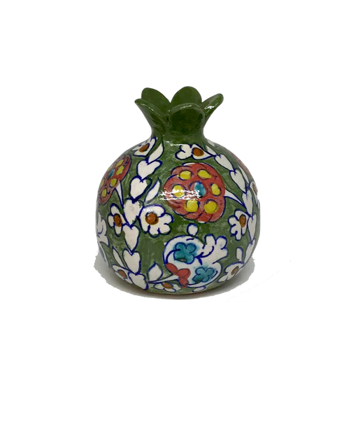 Pomegranate in Olive - Medium