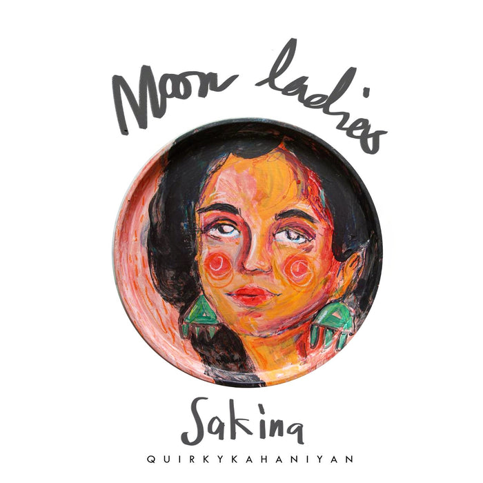 SAKINA - Moon Ladies Collectible Series