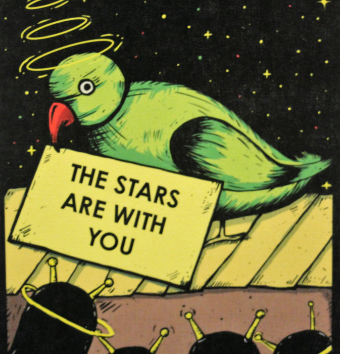 The Stars Are With You Print