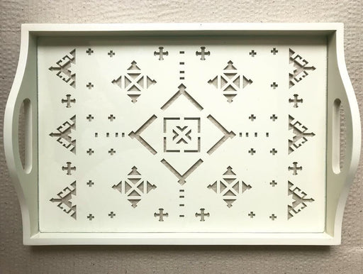 Swati Embroidery Tray