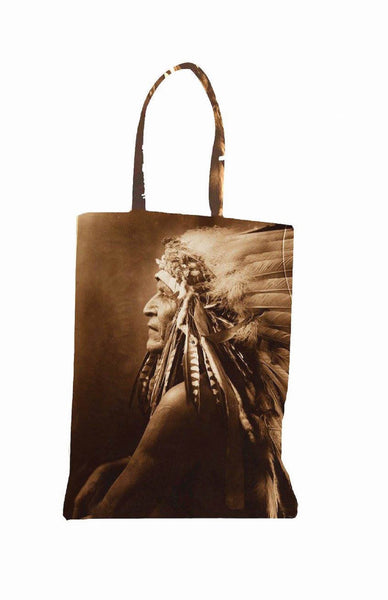 The Chief Tote Bags