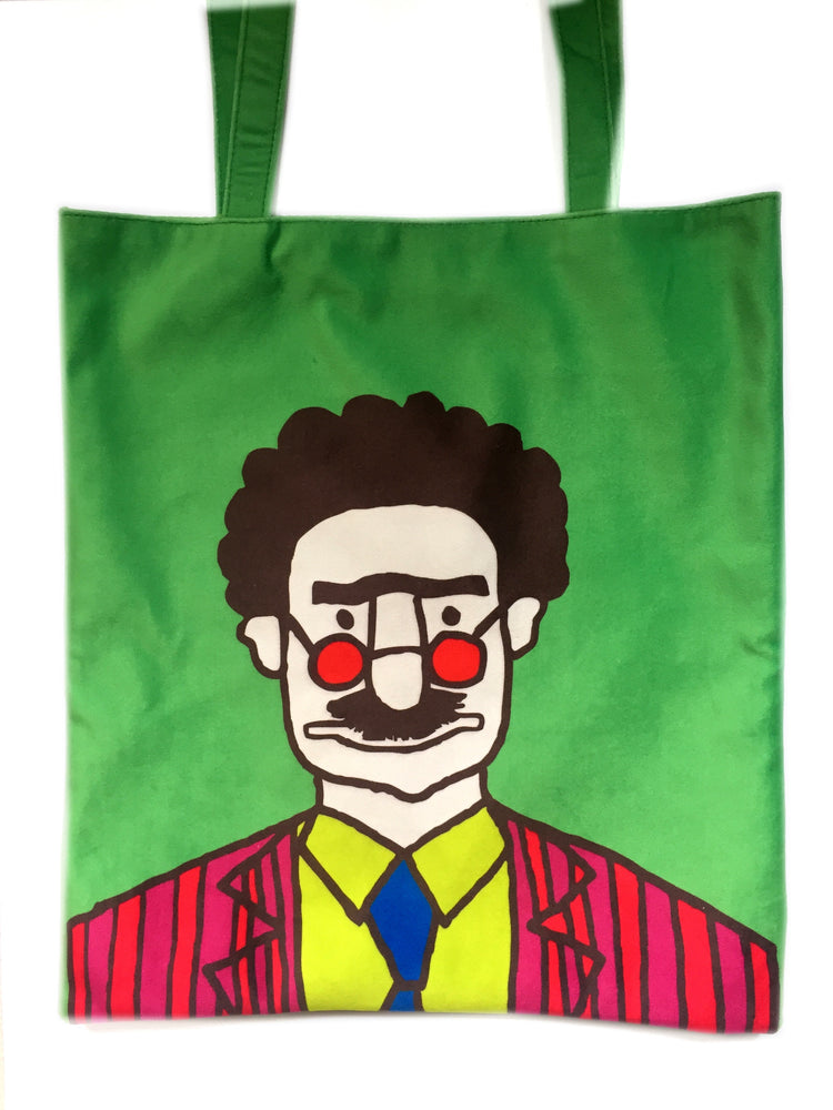 Uncle Sargam Tote Bag