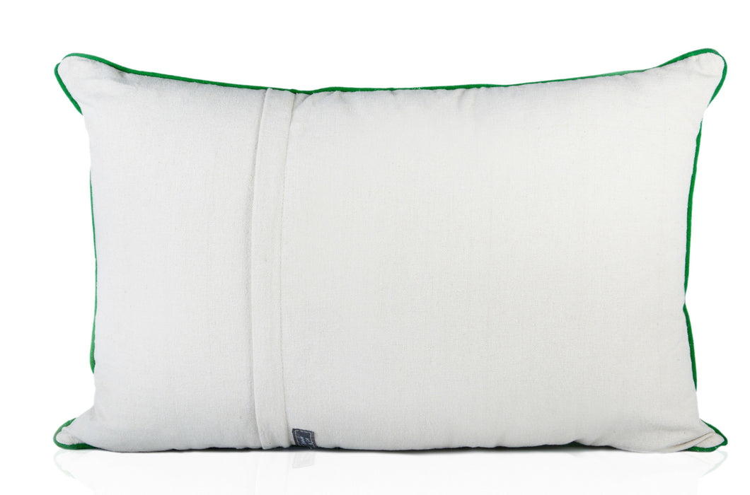 Pakistan Flag Cushion
