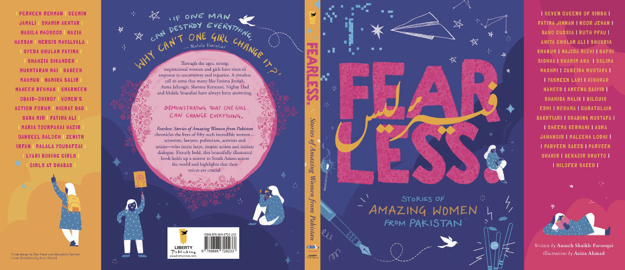 Fearless - Stories of Amazing Women from Pakistan