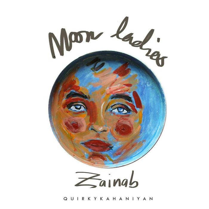 ZAINAB - Moon Ladies Collectible Series