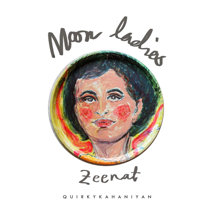 ZEENAT - Moon Ladies Collectible Series