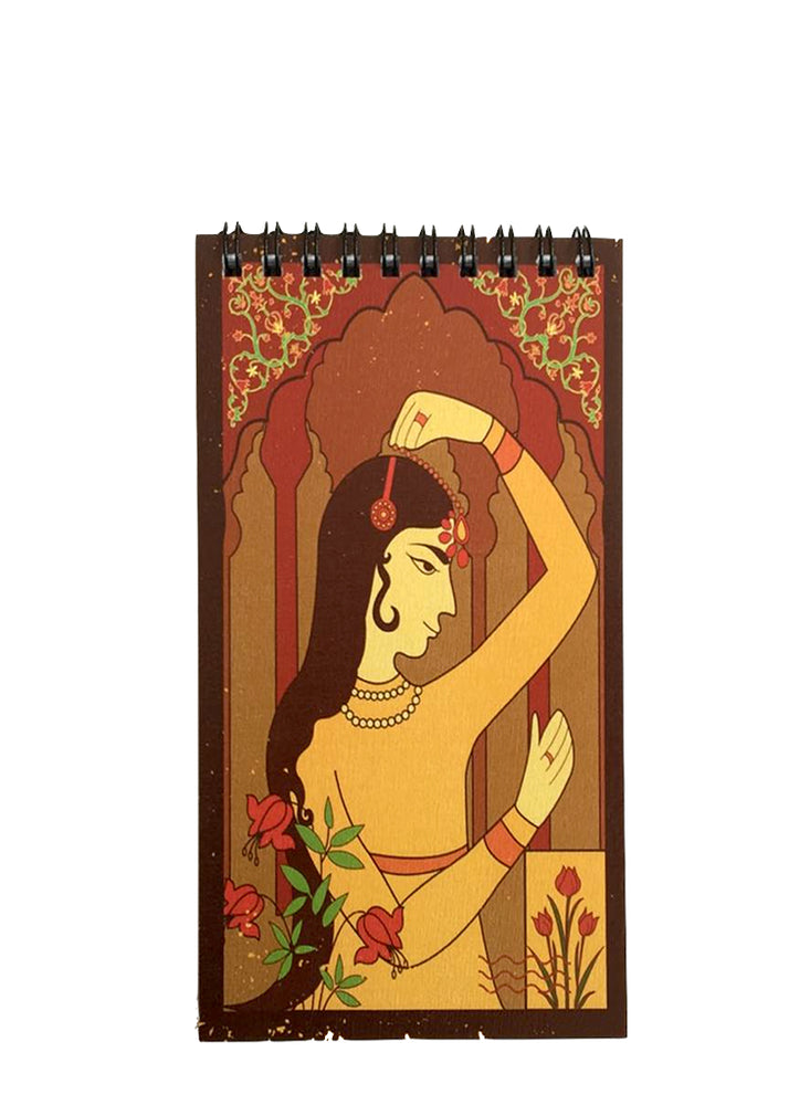 Anarkali Awaits Notepad