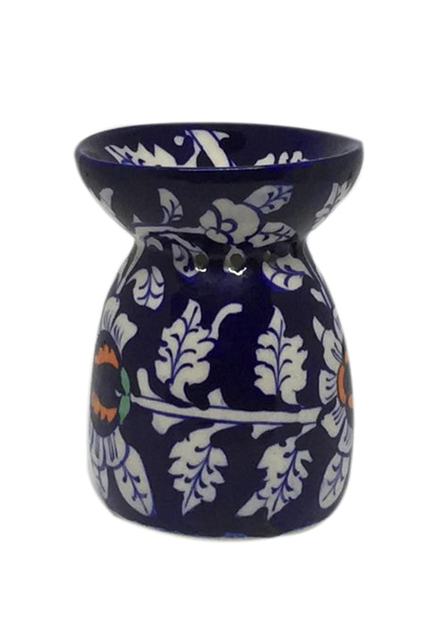 Multan Oil Burner - Summer garden with orange pop