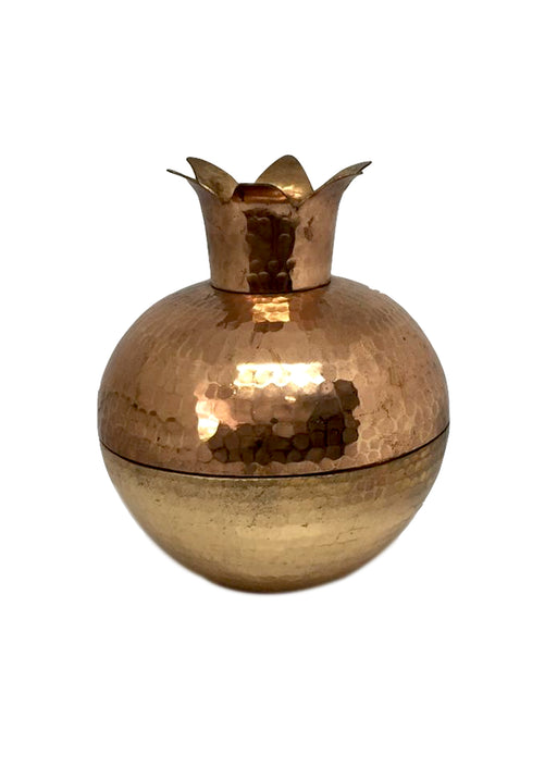 Brass Pomergranate