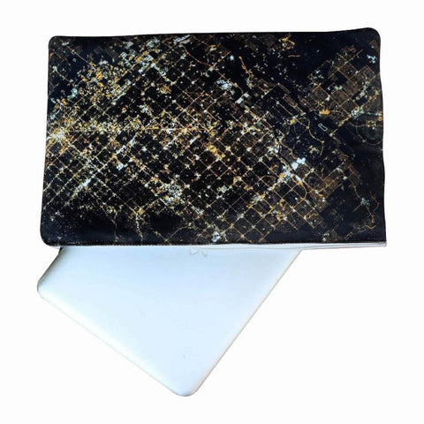 City Lights Laptop Cover