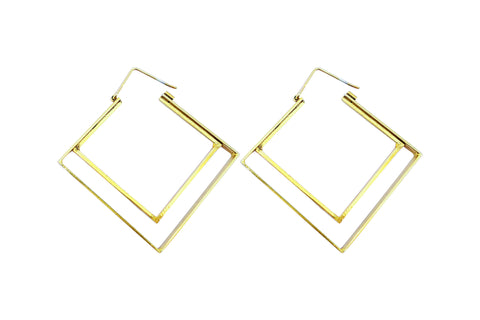 Dual Diamond Hoops