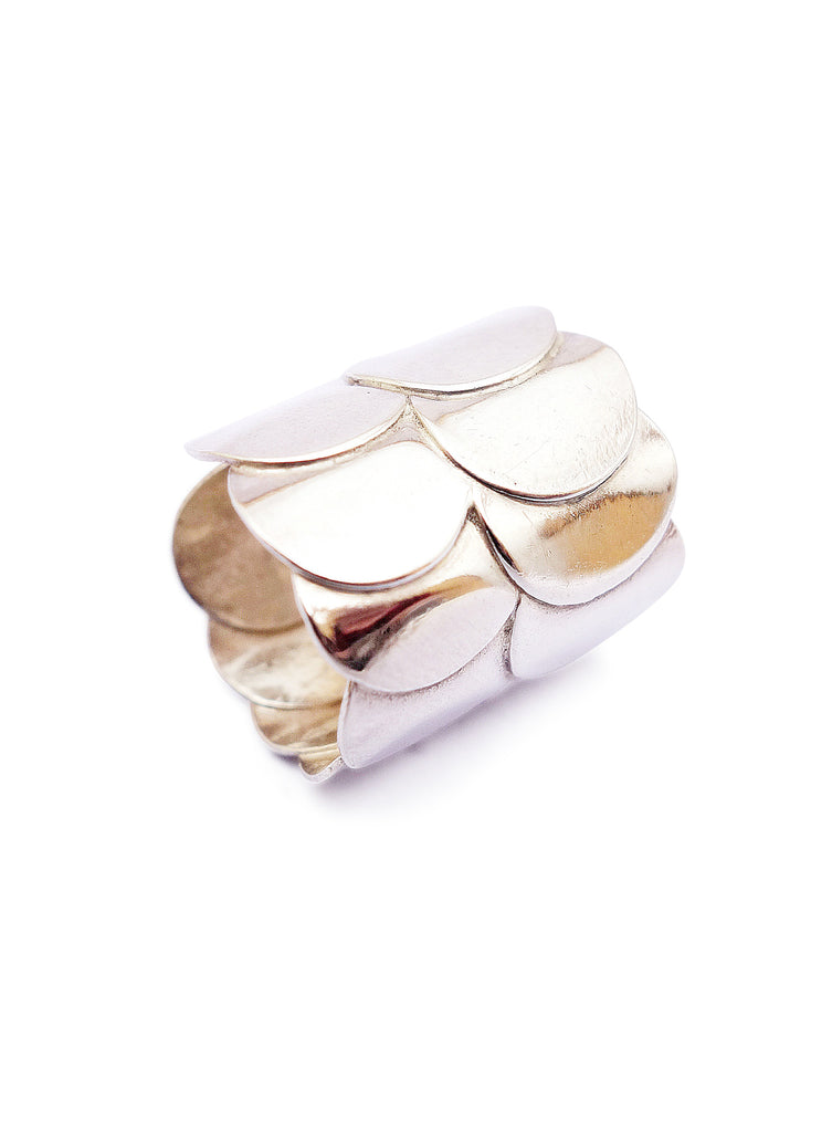 Fish Scale Ring