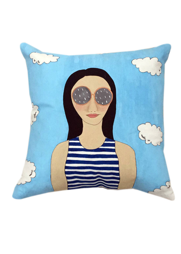 Cloudy Day Cushion