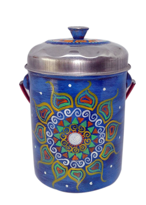 Canister Straight - Hand-painted