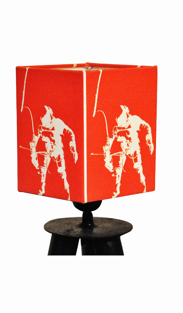 Spaceman Mini Lampshade