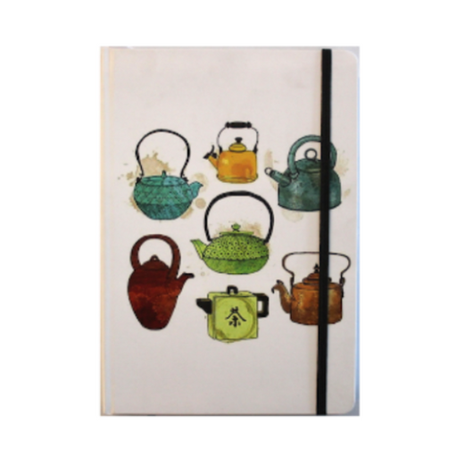 Teapot Notebook