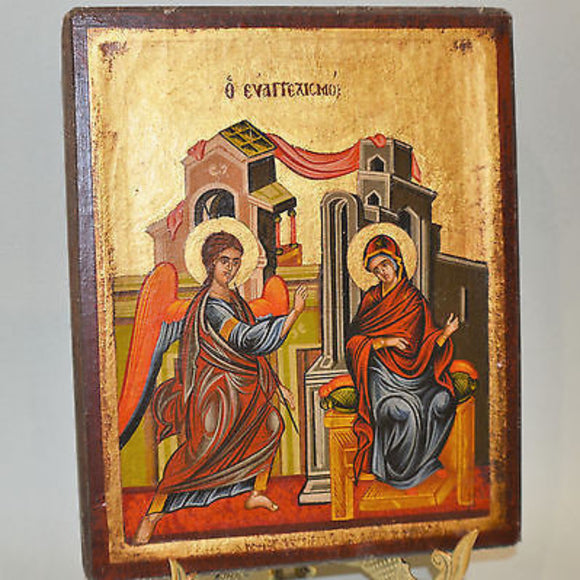 Handpainted Icon