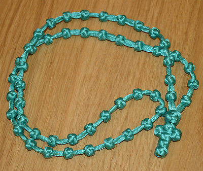 Praying Rope 50 Knots Handmade Exclusive Greek Orthodox Byzantine Chotki