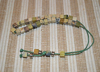 Worry Beads Komboloi Traditional Greek Labradorite