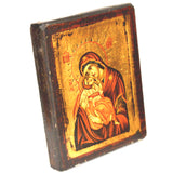 Mother of God Sweet Kisses 17.4x14cm