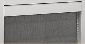 Aluminum Roller Blind Fascia - Call for Pricing