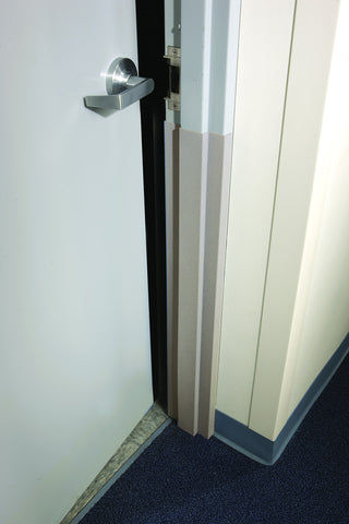 Custom Formed Vinyl Door Frame Guard