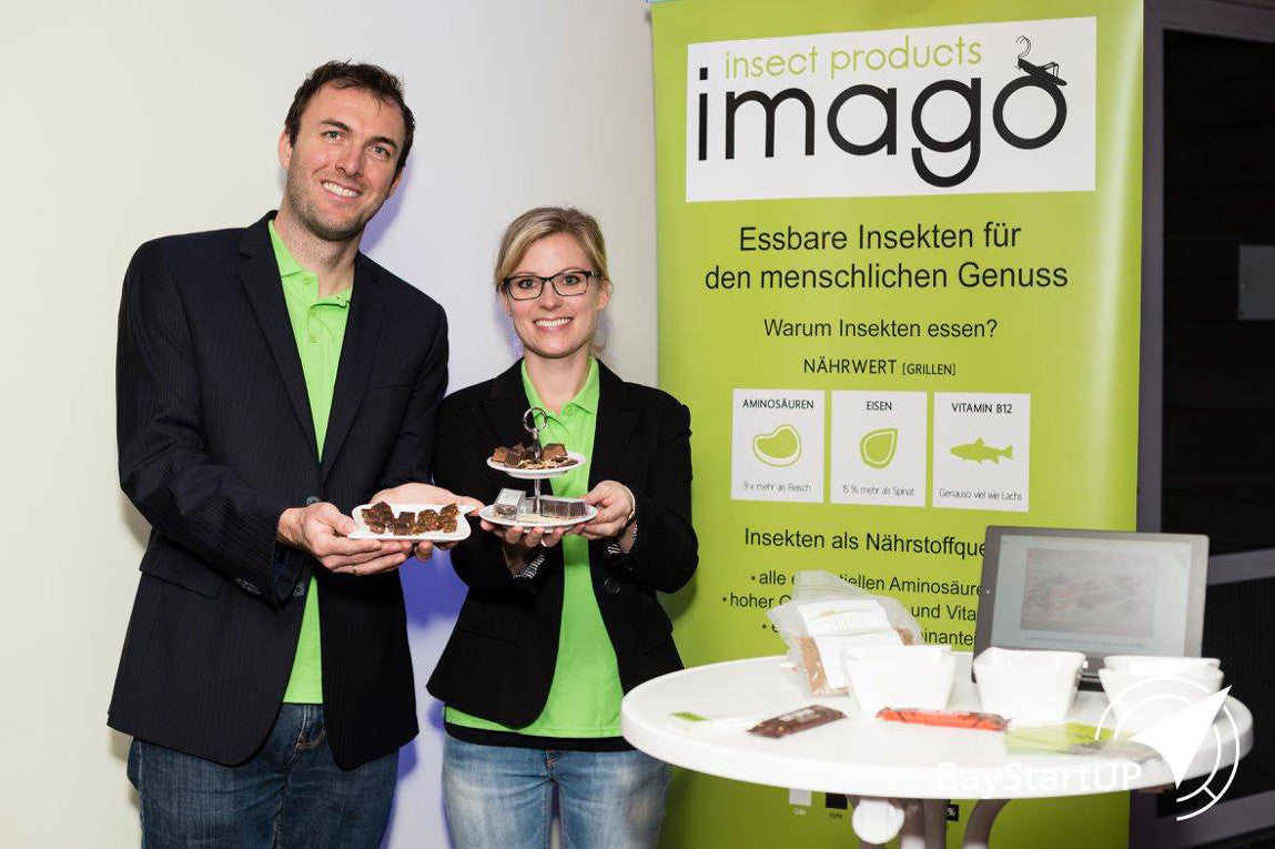 Unser Interview bei Foodinsects.de