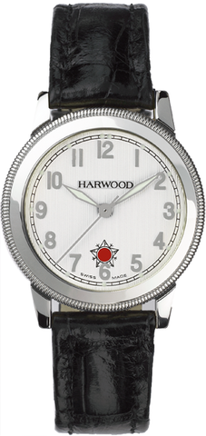 Harwood Sterling Silber Ø 35 mm / Ref. 501.41.12 LC01