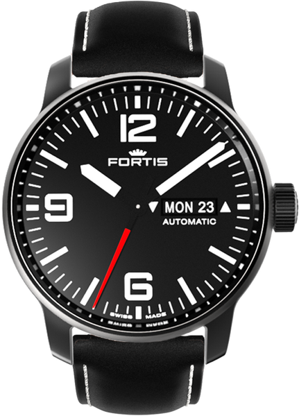 FORTIS Spacematic Stealth - Ref. 623.18.18 L 01