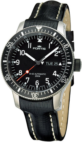 FORTIS B-42 Official Cosmonauts Day/Date Stahl
