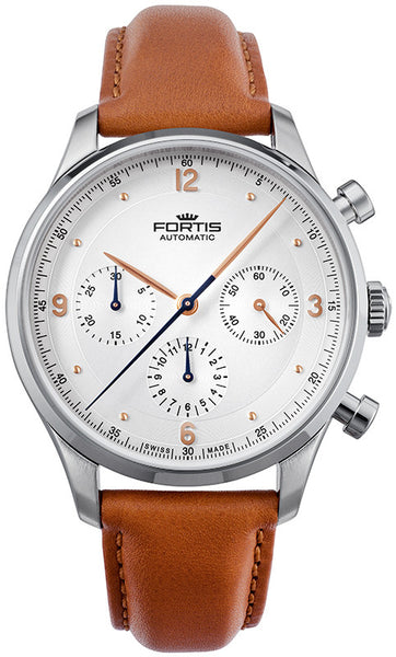 FORTIS Tycoon Chronograph a.m.