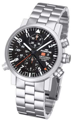 FORTIS Spacematic Chronograph Alarm
