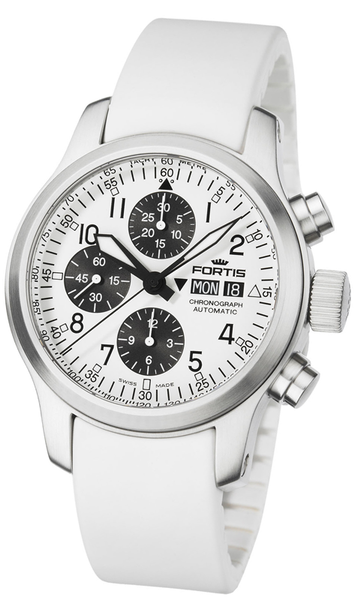 FORTIS B-42 Flieger Chronograph - Ref. 635.10.72 Si02