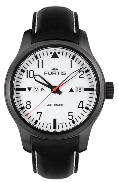 FORTIS B-42 Nocturnal Day/Date - Ref. 655.18.12 L01