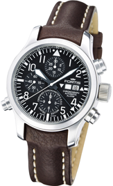 FORTIS B-42 Flieger Chronograph Alarm Limitierte Edition